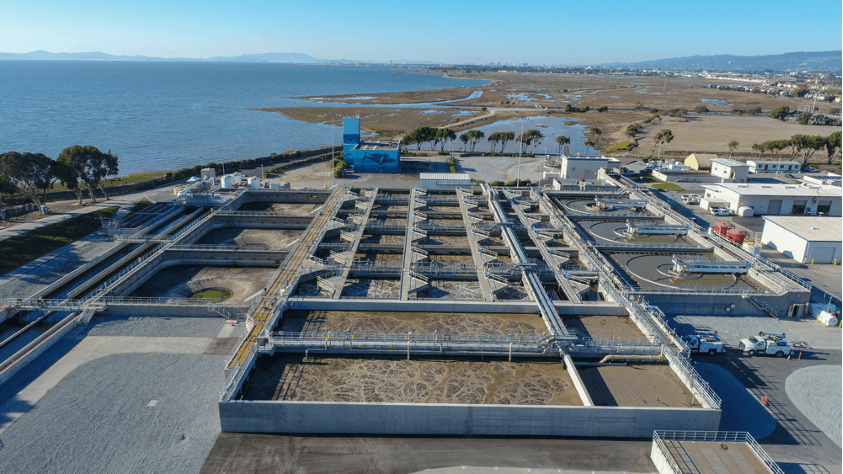 NOP wastewater plant