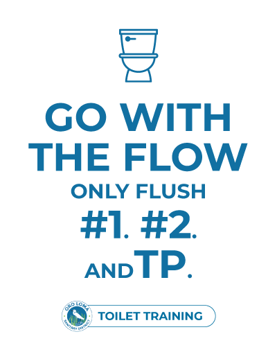 Go With The Flow #1, #2, TP