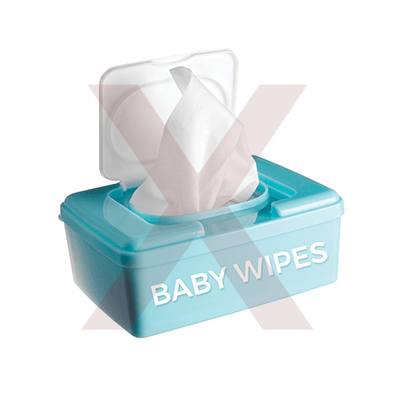 dont flush baby wipes