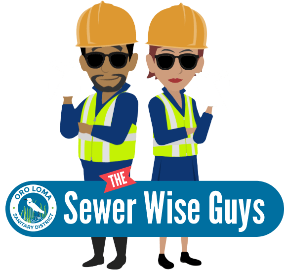 The Sewer Wise Guys