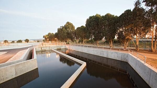 Oro Loma treatment plant